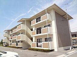 滋賀県長浜市勝町の賃貸マンションの外観