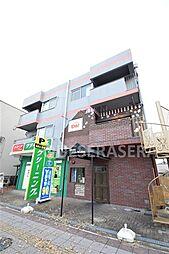 大阪府箕面市西小路2丁目の賃貸マンションの外観