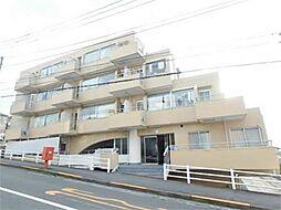 東京都日野市南平1丁目の賃貸マンションの外観
