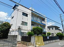神奈川県厚木市旭町5丁目の賃貸アパートの外観