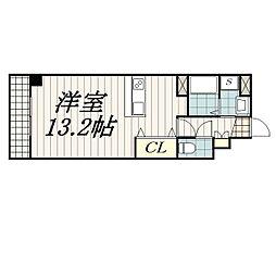 金太郎ヒルズ8[1階]の間取り