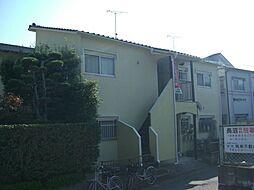 福岡県福岡市博多区三筑2丁目の賃貸アパートの外観