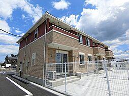 栃木県下都賀郡壬生町元町の賃貸アパートの外観