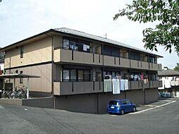 千葉県八千代市萱田の賃貸アパートの外観