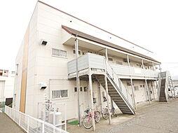 神奈川県厚木市妻田北1丁目の賃貸アパートの外観