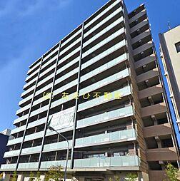 ザ・パークハビオ上野レジデンス[11階]の外観