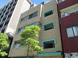 エバーグリーン新大阪[1階]の外観