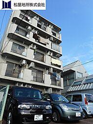 愛知県豊橋市南松山町の賃貸マンションの外観