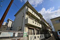 大阪府松原市三宅東1の賃貸マンションの外観