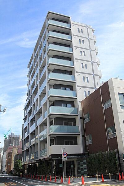 アーベイン早稲田 4階の賃貸【東京都 / 新宿区】