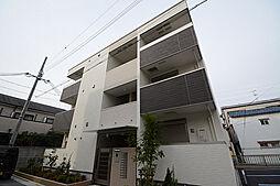 フォーリーブス33 B棟[1階]の外観