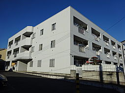 埼玉県越谷市瓦曽根1丁目の賃貸マンションの外観