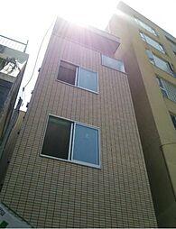 コーラルレジデンス東京[1階]の外観