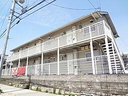 滋賀県長浜市国友町の賃貸アパートの外観