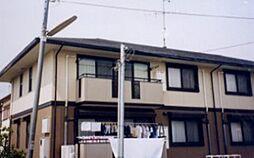 兵庫県川西市南花屋敷3丁目の賃貸アパートの外観