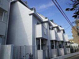 ビバリーハウス三宅No.2[201号室]の外観