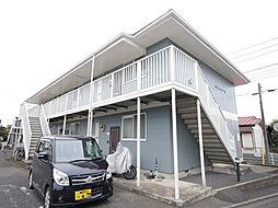 神奈川県相模原市中央区田名の賃貸マンションの外観