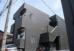 クレオ箱崎宮前弐番館[102号室]の外観