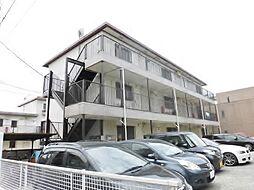 神奈川県大和市西鶴間5丁目の賃貸マンションの外観