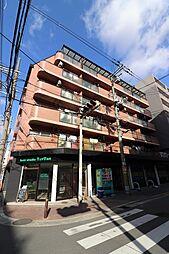 大阪府大阪市城東区成育1丁目の賃貸マンションの外観