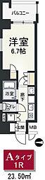 KOBAYASHI YOKOビル[503号室]の間取り