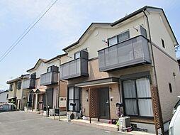 神奈川県綾瀬市上土棚南3丁目の賃貸アパートの外観