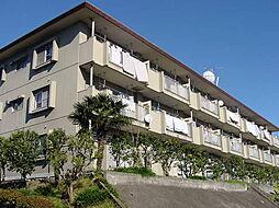 コーポローズ[2階]の外観