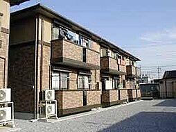 ロワール神鳥谷B[1階]の外観
