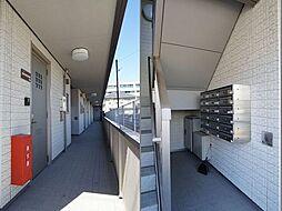 ビジュノーブル[2階]の外観