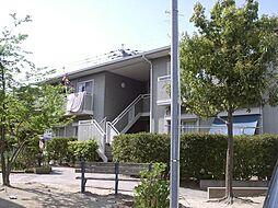 ハミングタウン樋井川A棟[202号室]の外観