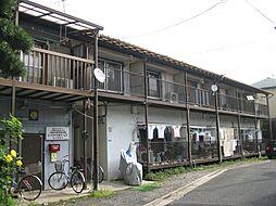 東京都練馬区早宮2丁目の賃貸アパートの外観