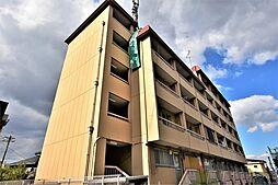 大阪府松原市上田8丁目の賃貸マンションの外観