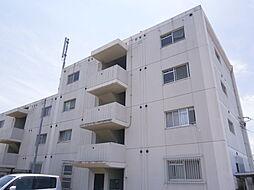 マンション神谷[1階]の外観