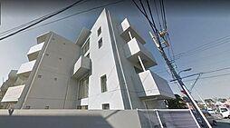 東京都三鷹市大沢4丁目の賃貸マンションの外観