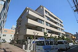 千葉県船橋市本中山4丁目の賃貸マンションの外観