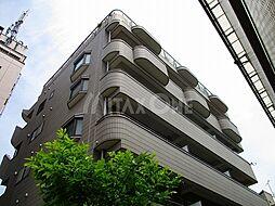 アールマンション[4階]の外観