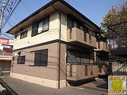 千葉県船橋市印内1丁目の賃貸アパートの外観