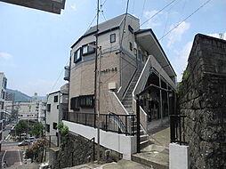 長崎県長崎市坂本1丁目の賃貸アパートの外観