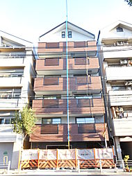 大阪府大阪市淀川区新北野3丁目の賃貸マンションの外観