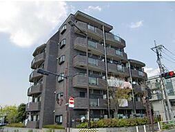 東京都板橋区大門の賃貸マンションの外観