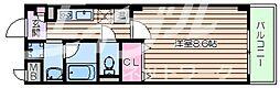 コーラルパレス[3階]の間取り