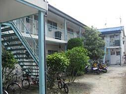 鳥飼山本荘[20号室]の外観