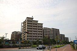 福岡県福岡市東区香椎照葉1丁目の賃貸マンションの外観