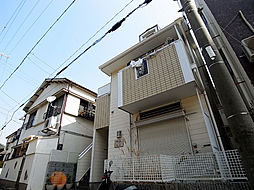 兵庫県神戸市須磨区千守町1丁目の賃貸アパートの外観