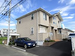 神奈川県海老名市上郷1丁目の賃貸アパートの外観