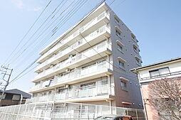 神奈川県座間市相武台4丁目の賃貸マンションの外観