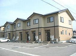 [テラスハウス] 富山県富山市西荒屋 の賃貸【/】の外観