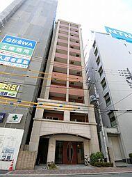 エイペックス京町堀[9階]の外観