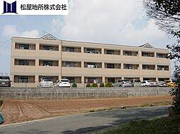 愛知県豊橋市草間町字郷西の賃貸マンションの外観