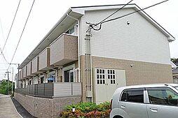 福岡県福岡市東区土井3丁目の賃貸アパートの外観